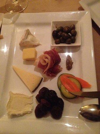 Brix Restaurant and Wine Bar : entree