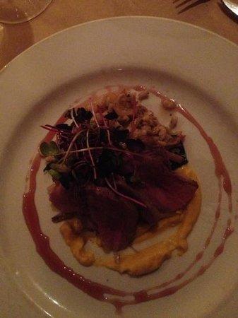 Brix Restaurant and Wine Bar: l'anatra
