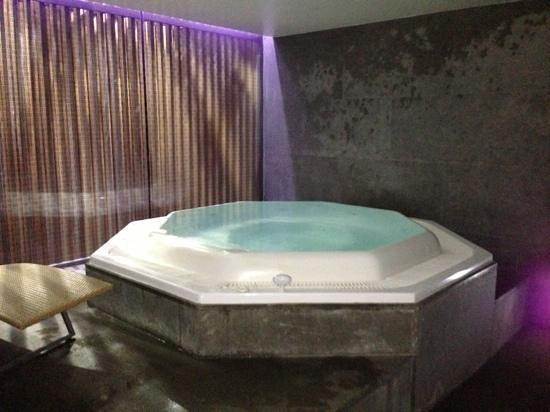 Inspira Santa Marta Hotel: Jacuzzi