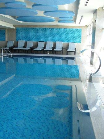 DoubleTree by Hilton Avanos Cappadocia: Бассейн в Спа