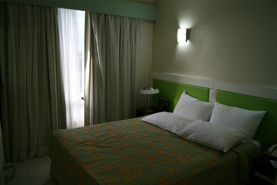 Hotel Mercure Manaus: Quarto do apto - I