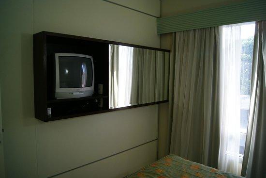 Hotel Mercure Manaus: Quarto do apto - III