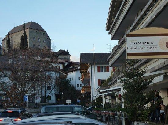 Christophs Hotel: entrando in Hotel