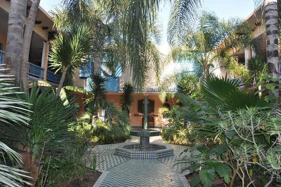 Villa Mandarine: Garden view