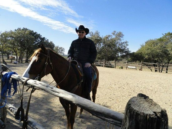 Rancho Cortez: Riding the boss's horse