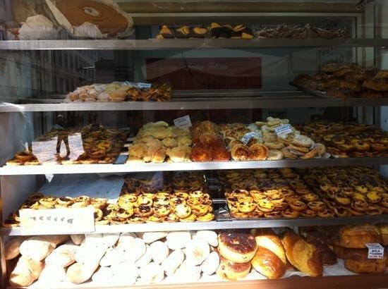 Bonne boulangerie patisserie , Avis de voyageurs sur Cafeteria Sao Nicolau,  Lisbonne , TripAdvisor