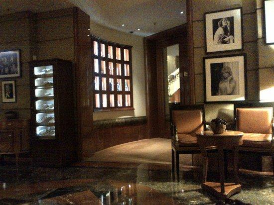 Mandarin Oriental, Munich : Cigar Bar