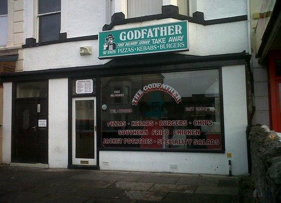 The Godfather: Godfather, Llandudno
