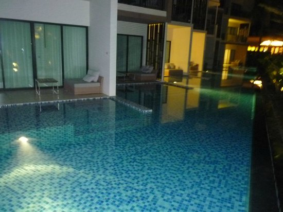 Holiday Inn Phuket Mai Khao Beach Resort: Rooms with private pool