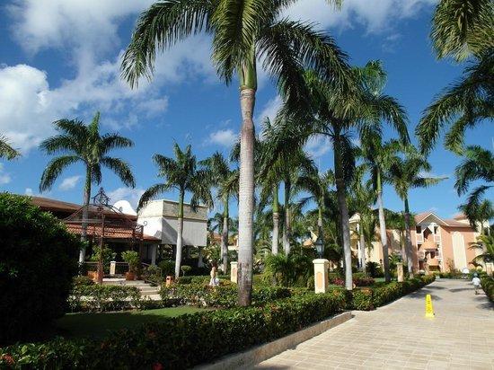 Grand Bahia Principe Punta Cana: Territory