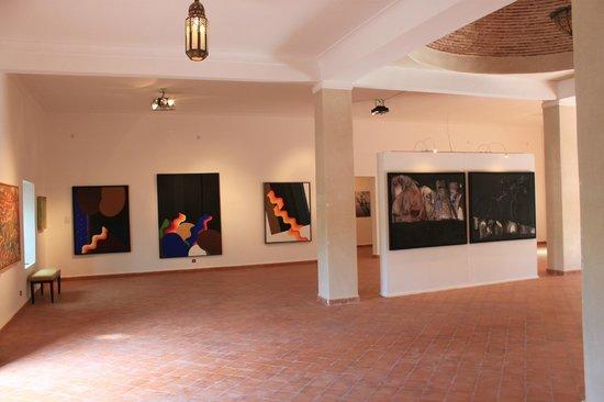 Musee de la Palmeraie: expo