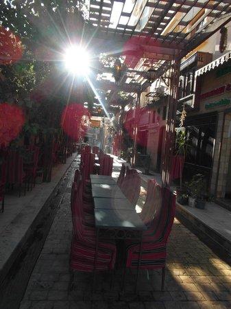 Al-Sahaby Lane Restaurant: Morning