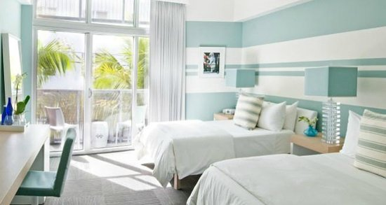 Sense Beach House: The Blue Room