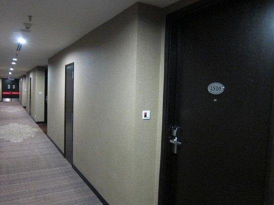Hatten Hotel Melaka: 廊下です。