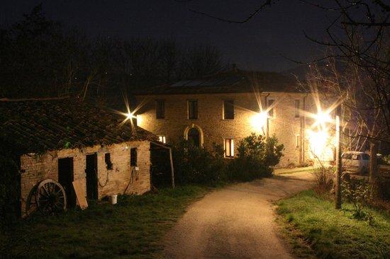 Agriturismo Pietra Rosa : notturno pietrarosa