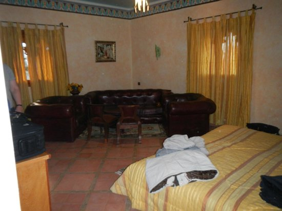 Hotel Kasbah Lamrani : Zimmer