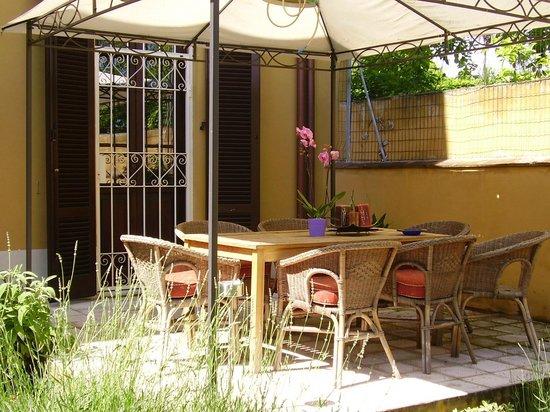 La Bicocca: il giardino dove fare colazione