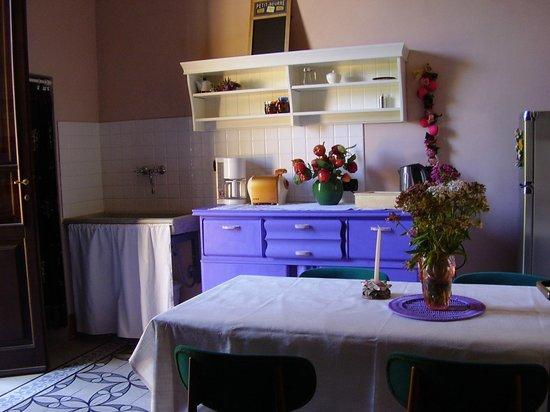 La Bicocca: stanza per la colazione