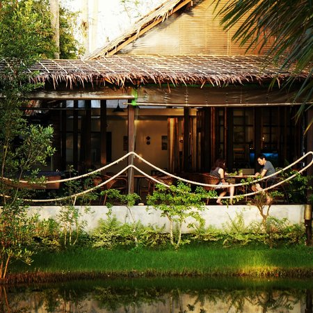 Islanda Hideaway Resort: Relaxed