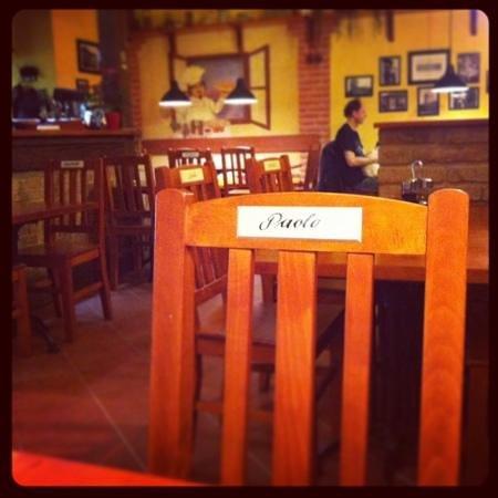 Pizzeria da Marcello Ristorante: 05.01.2013