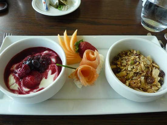 Select Braemar Lodge & Spa: Breakfast
