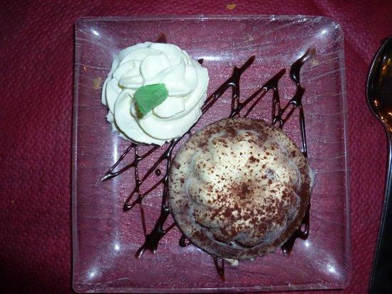Restaurant Hassenforder: kouglof glacé