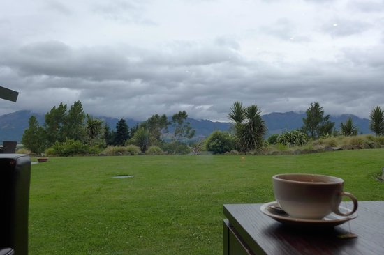 Select Braemar Lodge & Spa: View from lounge