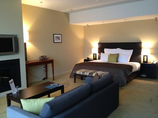 Select Braemar Lodge & Spa: Our room