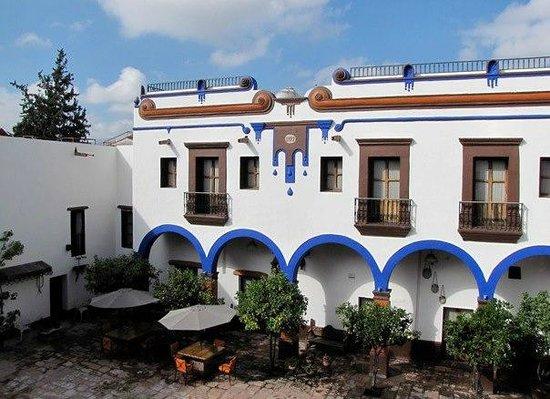 Hotel Meson de la Merced: Courtyard