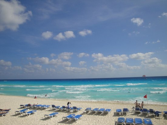 CasaMagna Marriott Cancun Resort: Beach