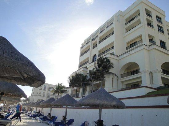 Marriott Cancun Resort: Hotel