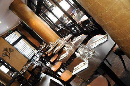 le physalis: notre restaurant
