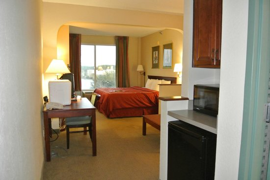 St Augustine Hotel & Suites: our suite
