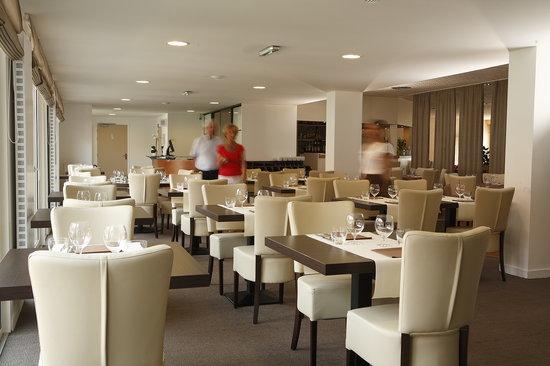 Hôtel L'Albatros : restaurant