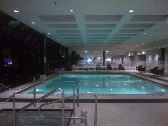DoubleTree by Hilton Hotel London Ontario: Quiet, warm and lovely