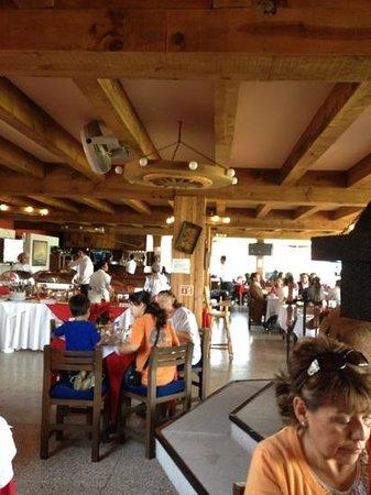 Amecameca, México: desayuno en hacenda panoaya
