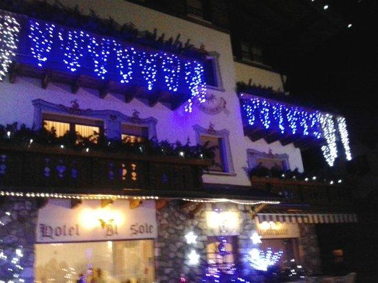 Hotel Al Sole: I balconi dell' hotel