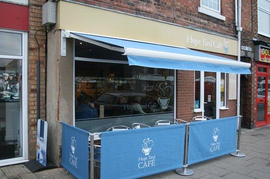 Hope Yard Cafe: External