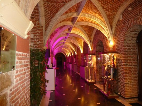 Couvent des Minimes - Alliance Lille: Corridor