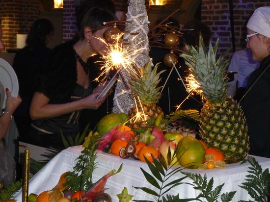 Couvent des Minimes - Alliance Lille: new year's eve dinner