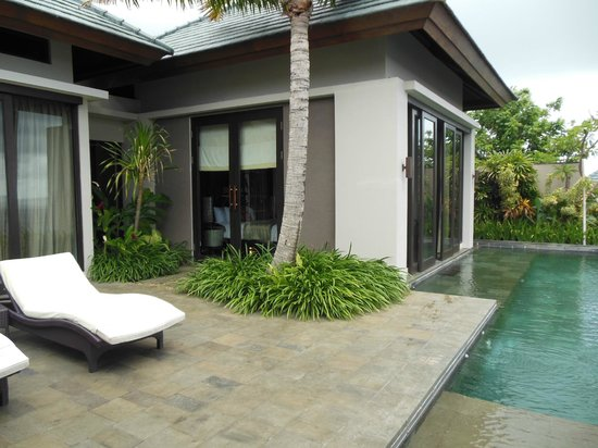 Banyan Tree Ungasan, Bali : room