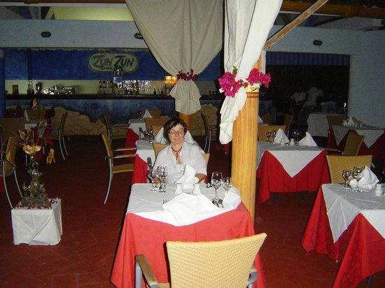 Hotel Pelicano: diner