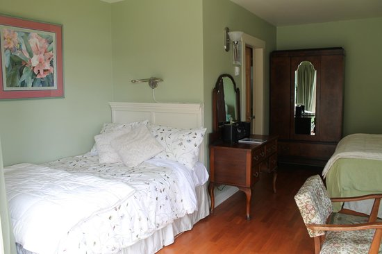 Majestic Ocean Bed and Breakfast: Marla Thirsk Room