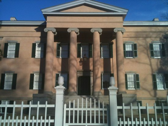 Georgia's Old Governor's Mansion, Milledgeville