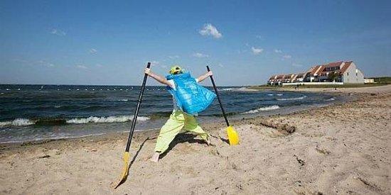 Landal Port Greve: Strand Grevelingenmeer