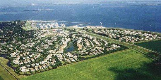 Landal Port Greve: view grounds