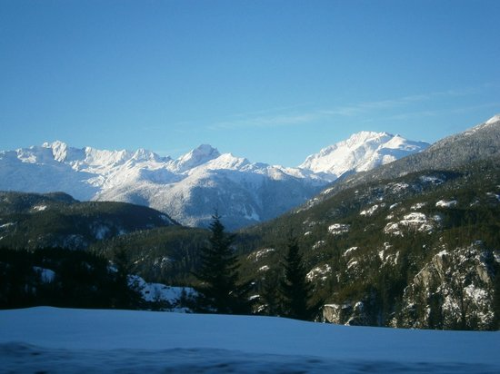 Whistler Blackcomb: Beautiful views!