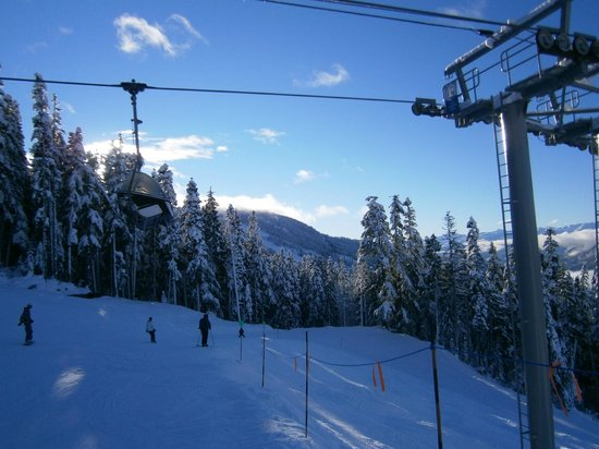 Whistler Blackcomb: On the Slopes
