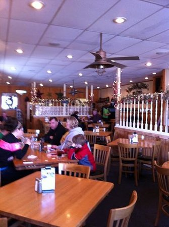 Sunnis Grille Restaurant: Comfortable and relaxing