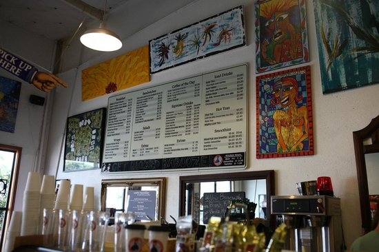 Maui Coffee Roasters: Menus